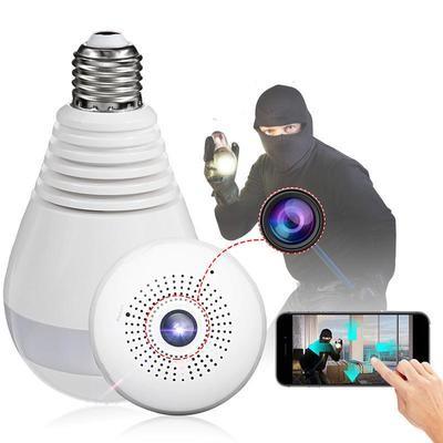 IP Security Camera 1080P WiFi Ligh