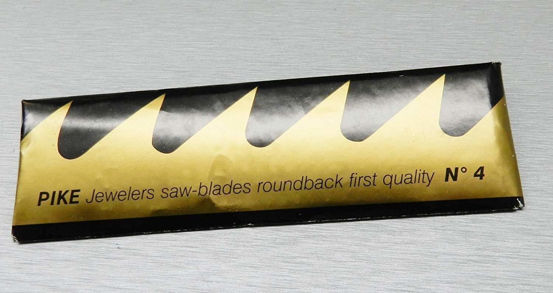 Swiss Pike Jewelers Saw Blades #4