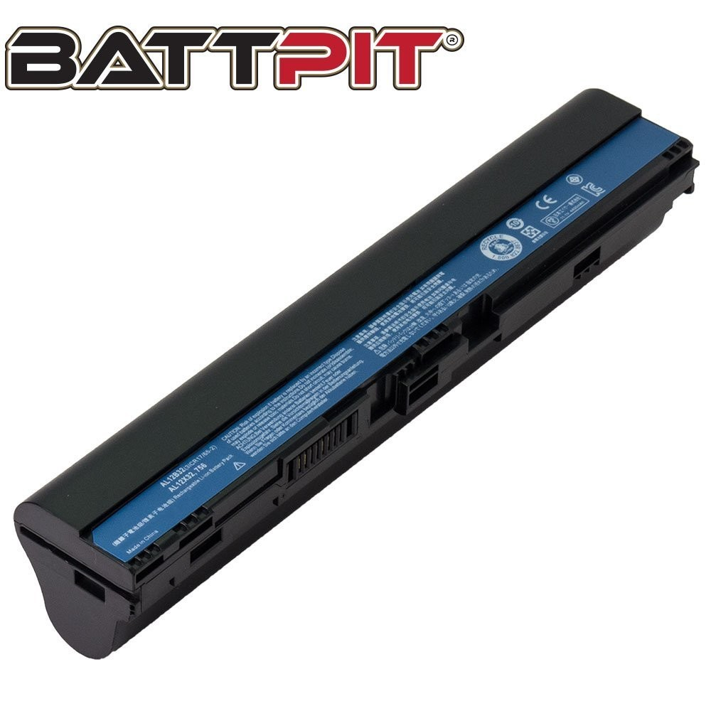 Laptop Battery for Acer AL12B32 AL12B31 AL12B72 AL12X32 AL12A31