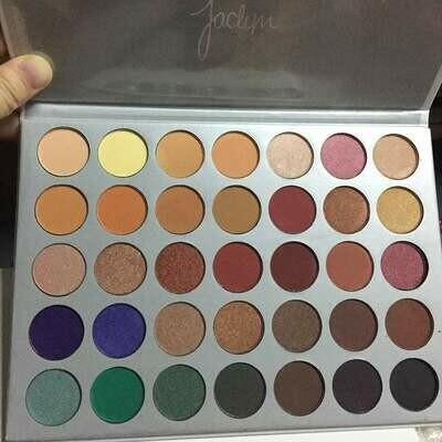 GOOVITOR Jaclyn Hill 35 couleurs ombre à paupières Palette Sombras Maquillaje ombre à paupières
