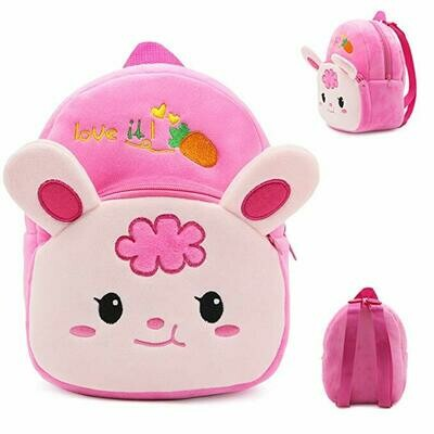 Cinhent Backpacks Children Baby Baby Cute Cartoon Animal Toddler Girls School Bag