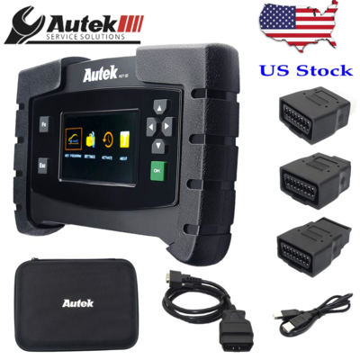 2019 Autek IKey820 Universal Car Key Programmer Professional Tool Auto Original Car Scanner Key Programmer Read Immobilizer Pin-Codes