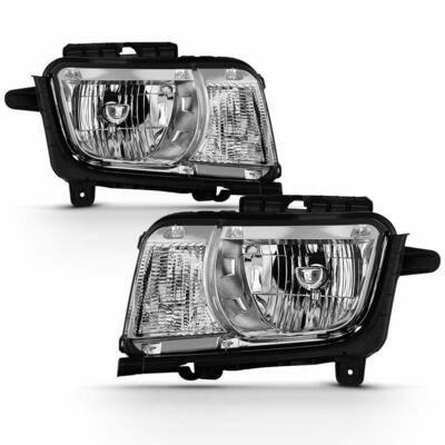 2012 Chevy Camaro Halogen Headlights Headlamps Replacement