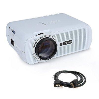 Crenova LED Video Projector 1080P