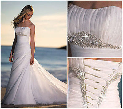 Night Wedding Dress bustier