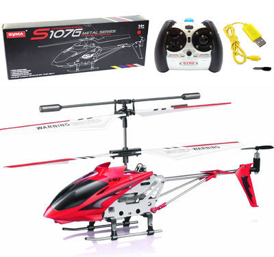 Metal Remote Control RC Helicopter