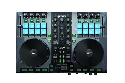 Virtual DJ Controller