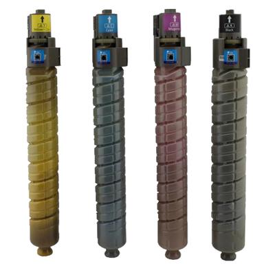 Pack Toner Cartridge For Ricoh Aficio MP C300