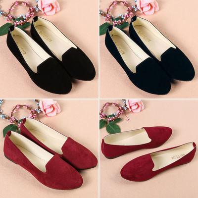 Women Lady boat shoes