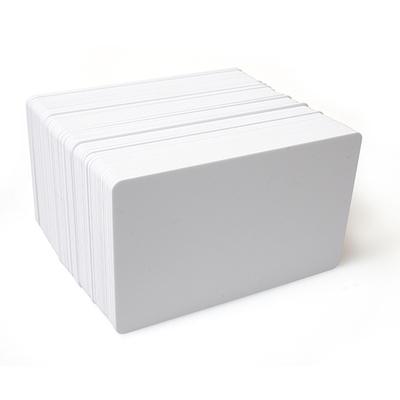 100 Blank PVCs