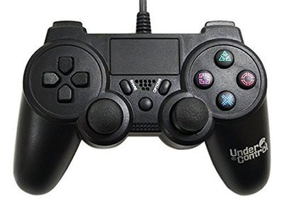 Manette filaire PS4