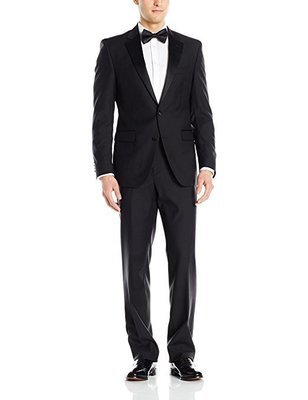 Kenneth Cole New York Men's Slim Fit Tuxedo