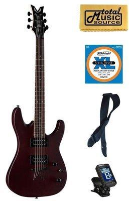 Dean Vendetta XM Satin Natural Electric Guitar