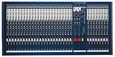 Soundcraft LX7ii 32 Console 32-Channel