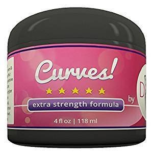Curves Butt Enhacement Cream by DIVA Fit & Sexy - Give Your Butt the Beauty and Contour You Have Always Wanted - 100% Satisfaction Guaranteed