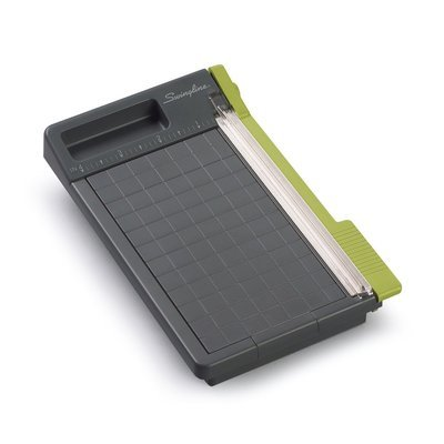 Compact Guillotine Trimmer, 6-Inch.