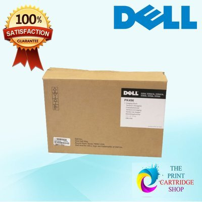 New & Genuine Dell PK496 Imaging Drum 2230dn 2330dn 2350dn 3330dn 3333dn 30K
