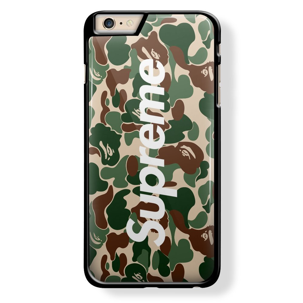 A beathing ape and suprame for iPhone 6 plus