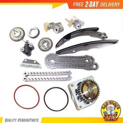 Timing Chain Kit Water Pump Fits 05-15 Nissan Pathfinder 4.0L V6 DOHC 24v VQ40DE
