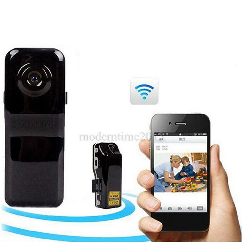 NEW Updatest point-to-point WiFi technology Mini Camera
