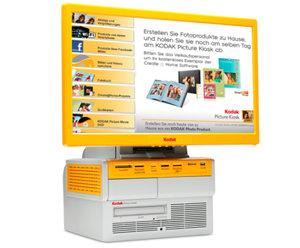Kodak G4 Order Stations