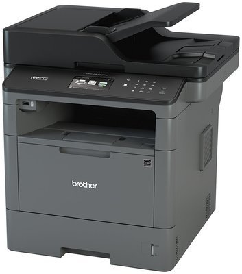 Printer Brother For Business Laser All-in-One with Duplex Printing and Wireless Networking