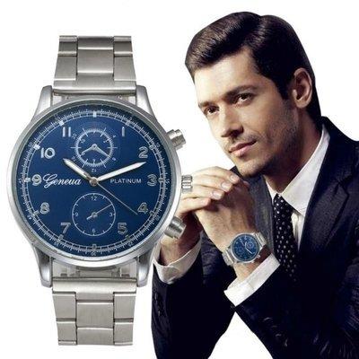 Mens Watches Top Brand Luxury Fashion Men Three Eyes Cr