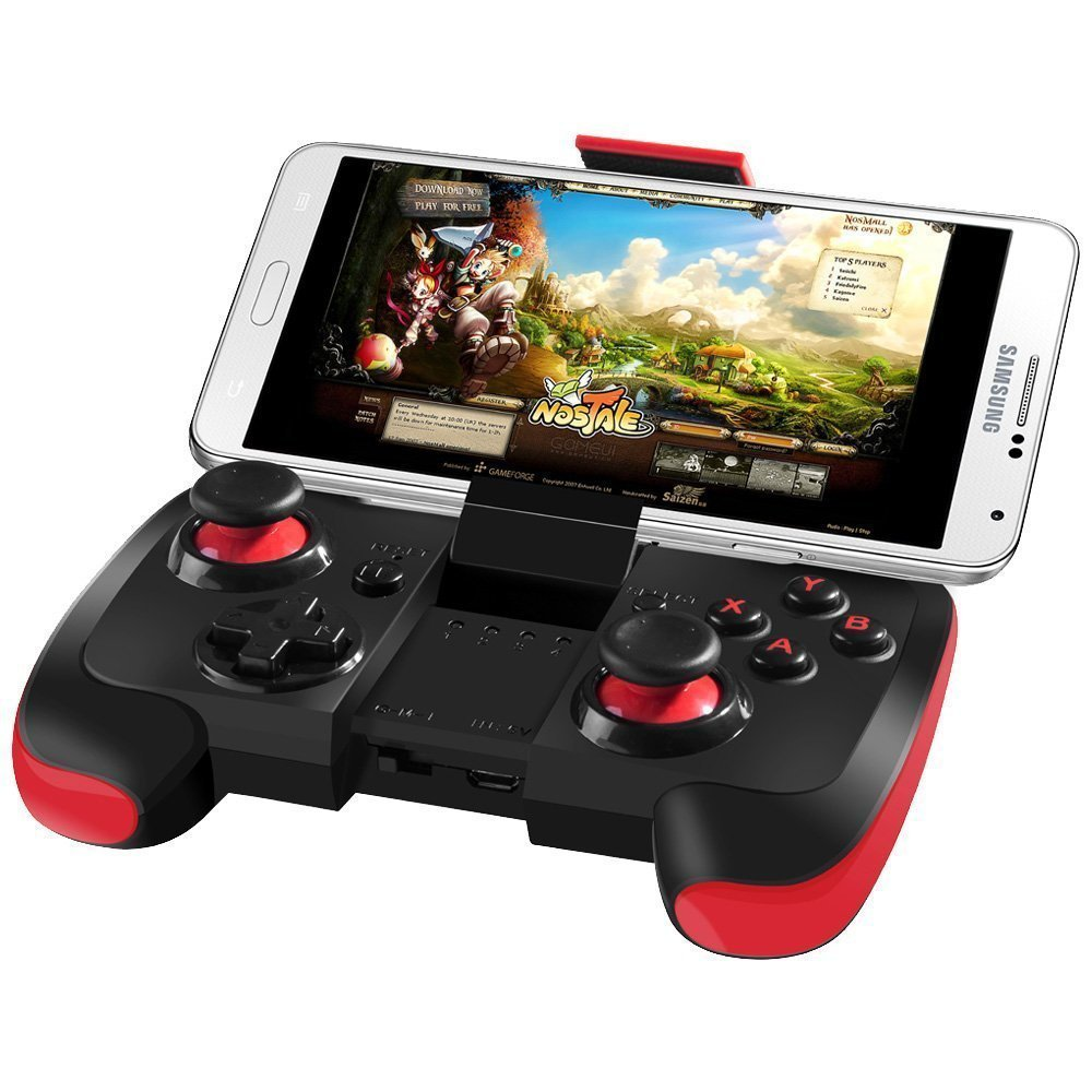 Wireless Bluetooth Game Controller for Android Phone