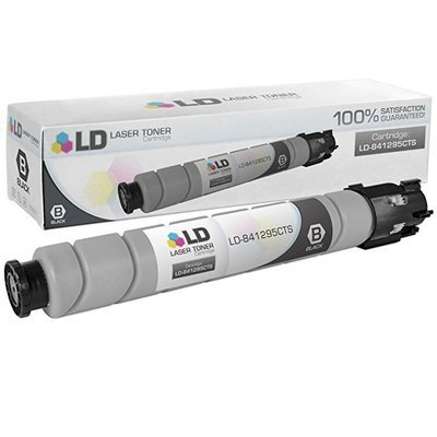 Black Laser Toner Cartridge for use in Ricoh Aficio