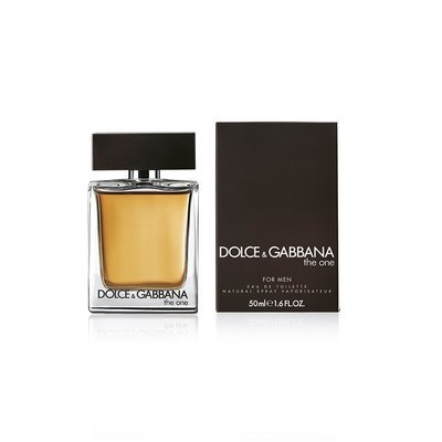Dolce & Gabbana for Men. Eau De Toilette Spray 1.6-Ounces