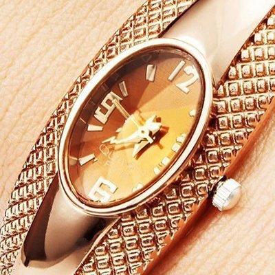 5  Beautys Women's Girl's Fashion Bronze Bracelet Bangle Crystal Wrist