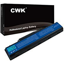 CWK Long Life Replacement Laptop Notebook Battery for Acer Aspire ASO9A31