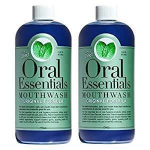 Oral Essentials Clean & Fresh Mouthwash