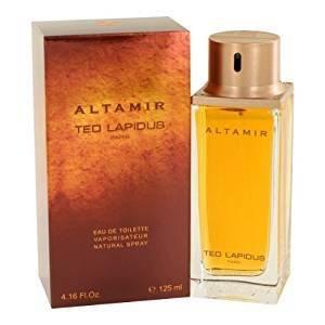 Ted Lapidus Altamir Eau De Toilette Spray for Men, 4.2 Ounce