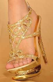 extra dose of shine to your wardrobe with these glittering sandals