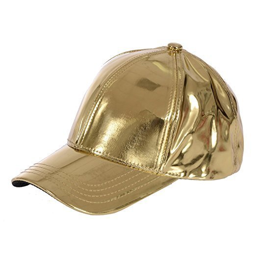 Gary Majdell Sport Unisex Metallic Baseball Cap