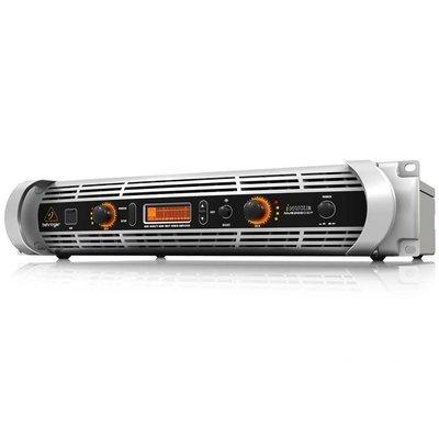 Details about  Behringer NU6000 iNUKE DJ/Club 6000W Class-D lightweight Power Amplifier Amp 2U