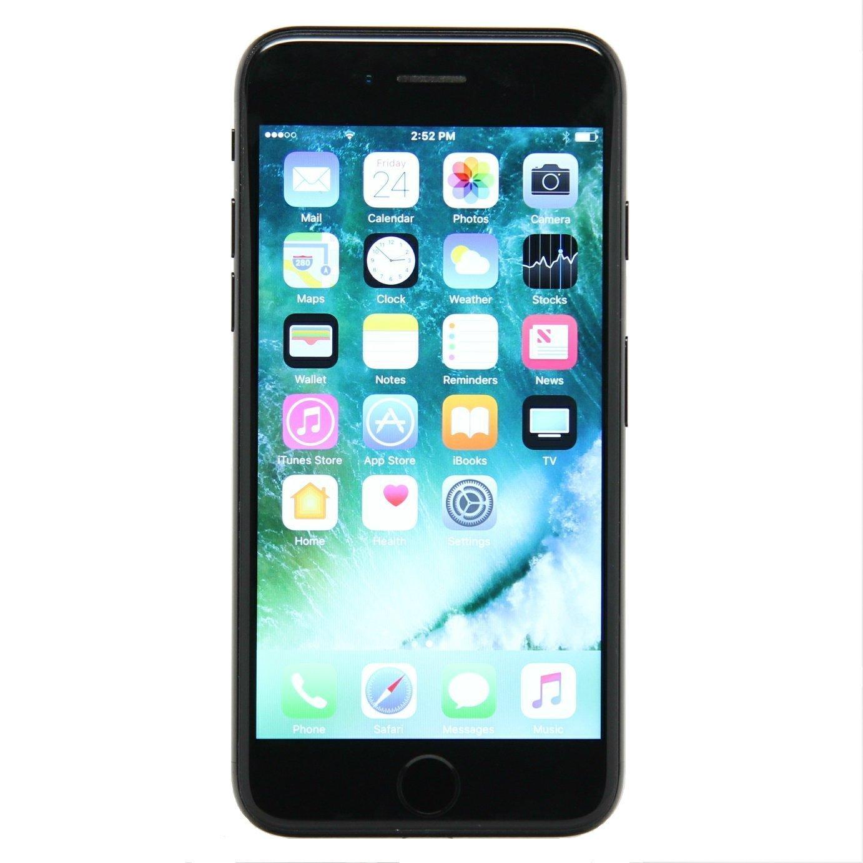 Apple iPhone 7, Fully Unlocked, 128GB (Certified Refurbished)