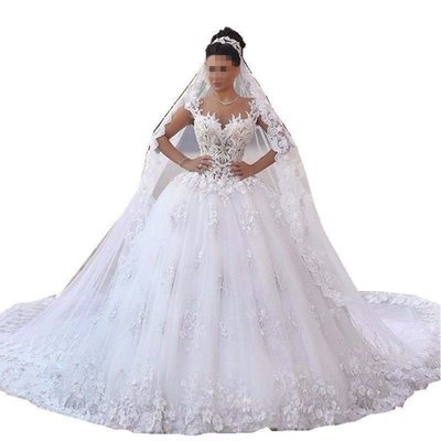 Night Wedding Dress (2)