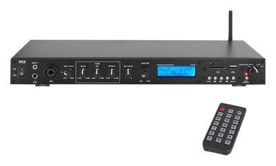 Play Audio Receiver System w/ Digital LCD Display Bluetooth FM Radio Recording