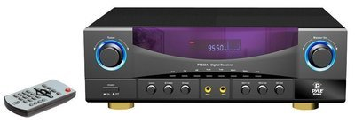 Play Audio Stereo Receiver Power Amplifier for home