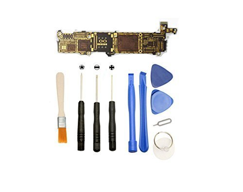 MotherBoard for iphone 5s New Main Logic with  10 pieces Tools  64 GB