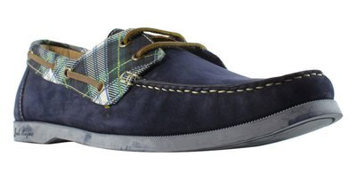 Tchanise Jack Rogers for Mens Blue Dress Loafers Size 11