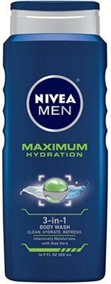Creme Hydratation Nivea for men 16.9z