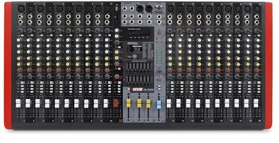New NOVIK NEO Mixer NVK-20M USB 20 CHANNEL MIXER, MP3 player, Compatible with USB and SD memories, DSP with 99 internal effects, 3 Stereo channels, Graphic Equalizer