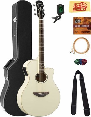 Guitar Yamaha APX600 Thin Body Acoustic-Electric Guitar