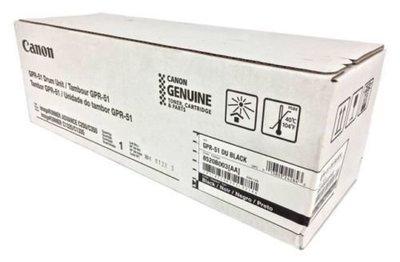 CANON GPR-51 DU DRUM UNIT BLACK BRAND NEW IN BOX