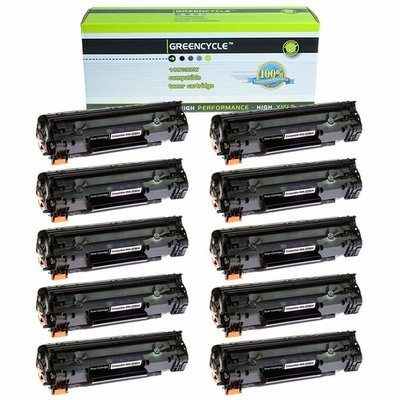 Master Compatible new toner cartridge unconditionally guaranteed to provide same performance and reliability as genuine cartridge.