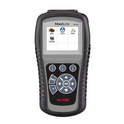 New Autel MaxiLink ML619 CAN OBD2 Scanner Code Reader +ABS/SRS Diagnostic Scan Tool, Turns off Engine Light