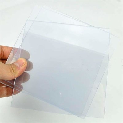 Bring Dental Lab Vacuum Forming Plastic Sheets Thermoforming Plastic Sheet Splint Material Hard 20pcs